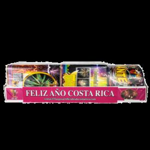 DE LADO FELIZ AÑO COSTA RICA