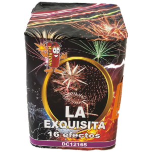 LA EXQUISITA 16 efectos