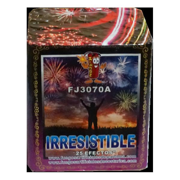 IRRESISTIBLE 25 efectos