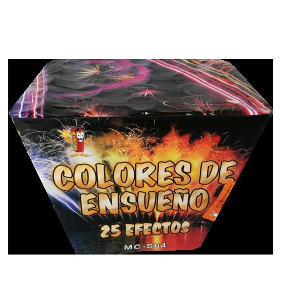 COLORES DE ENSUEÑO 25 efectos