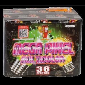 MEGA PIXEL MULTICOLOR 36 efectos