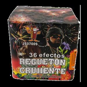 REGUETON CRUJIENTE 36 efectos