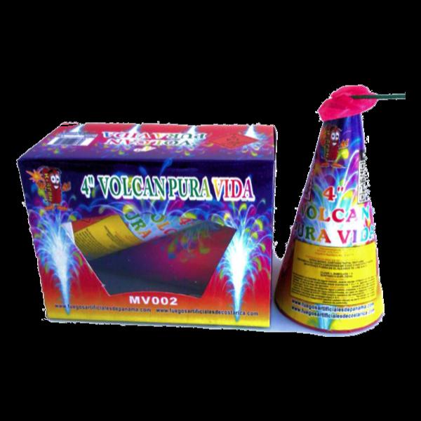 VOLCAN PURA VIDA (2 unidades)