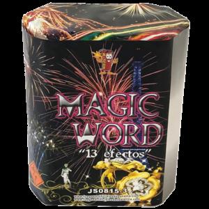 MAGIC WORD 13 efectos
